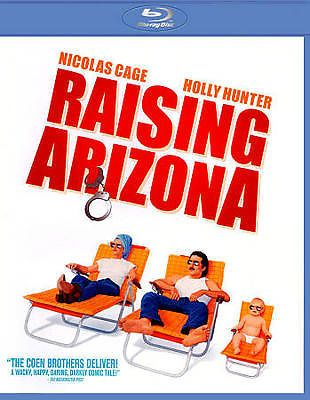 Raising Arizona (Blu-ray Disc, 2011)