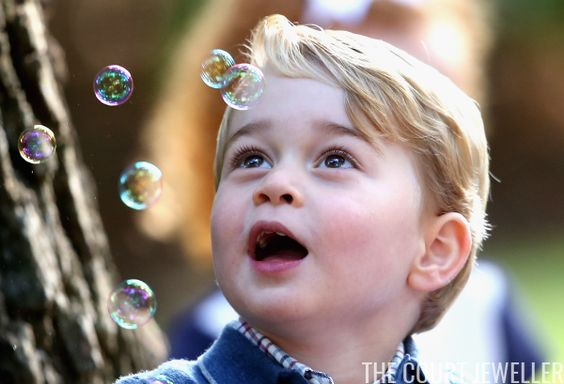 Royal Tour of Canada: Children's Party in Victoria | The Court Jeweller