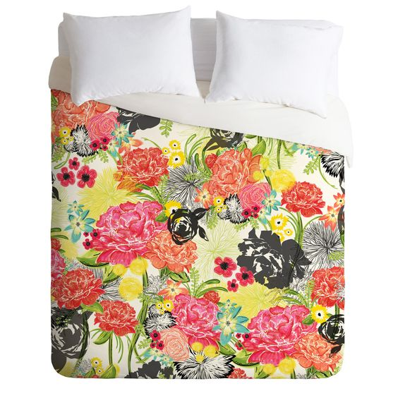 Khristian A Howell Michella Duvet Cover | DENY Designs Home Accessories