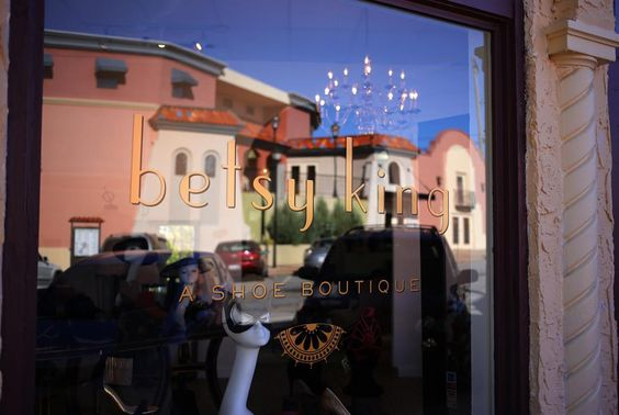 It's official we LOVE our new home! #betsykingshoes #marlacookhats #paseo