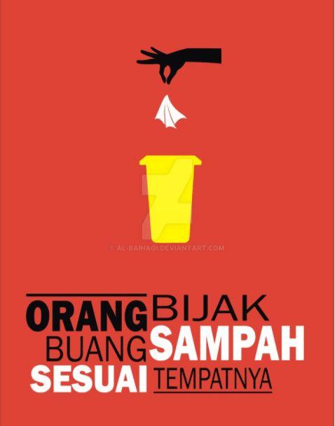 Contoh Poster Lingkungan Iklan Layanan Masyarakat Poster Lingkungan Hidup