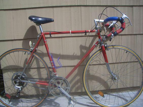 Windsor Carrera Vintage Road Bike Road Bike Vintage Road Bike Bike
