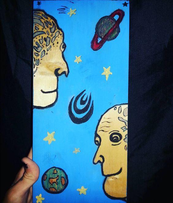 provocative-planet-pics-please.tumblr.com my art #bornsickart1988 #artwork #aliens #aliennation #mibs #george #sanfrancisco #matt #planets #stars #moon #saturn #newcomers #earth #blue #skies by jah_freak_killah https://instagram.com/p/8yeYeZs7x4/