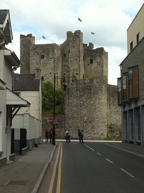 Largest Norman castle in Ireland & Europe this is were Brave heart was filmed
