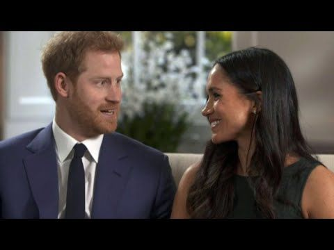 The New Royal Couple Speak Candidly In Their First Interview Together With Bbc Prince Harry And Meghan Prince Harry Prince William And Harry