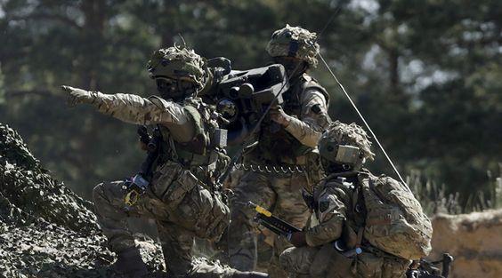 Military Training more Traumatizing than War, say British Army Veterans