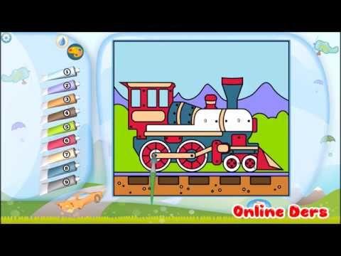 Tren Boyama Tren Videolar