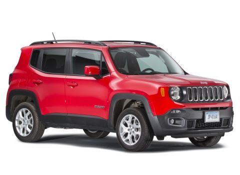 Jeep Renegade 2018 4 Door Suv Jeep Renegade Jeep Jeep Cars
