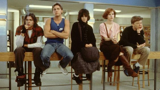 On February 15, 1985, John Hughes's 'The Breakfast Club' showed that, despite their labels, a brain, an athlete, a basket case, a princess, and a criminal aren't really so different from one another.