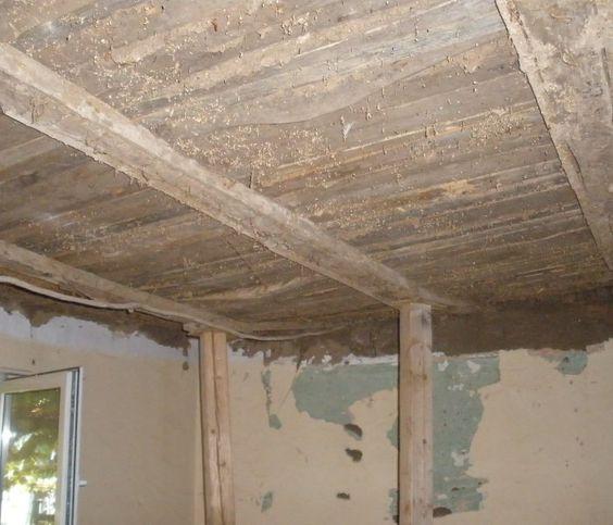 Consolidare si izolare casa chirpici