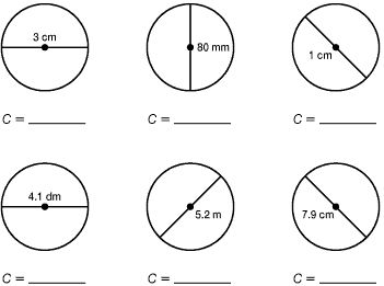 Worksheets Area And Circumference Of A Circle Worksheet circumference of a circle worksheets calculate and area worksheet wiki circles gif