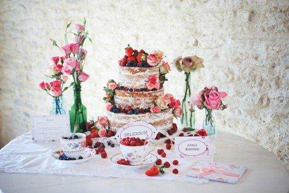 ... im vintage Stil  Hochzeitstorte  Pinterest  Vintage, Dekoration und