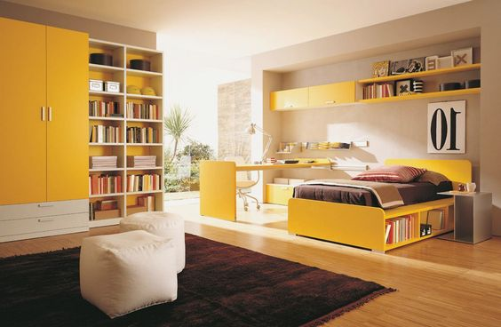 Teen Bedroom Ideas Yellow     more picture Teen Bedroom Ideas Yellow please visit www.infagar.com