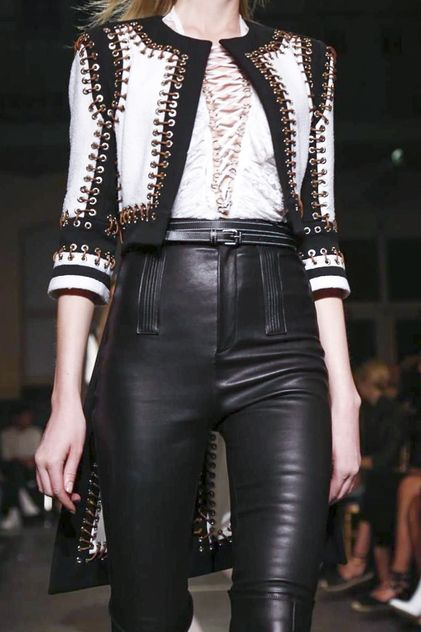 Givenchy Ready To Wear Spring Summer 2015 Paris: