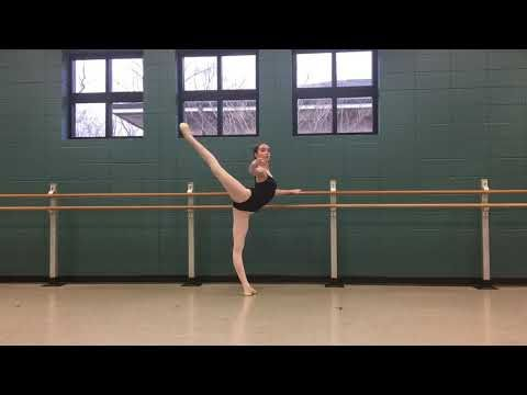 Paris Opera Audition Video - YouTube in 2020 | Opera, Ballet barre ...