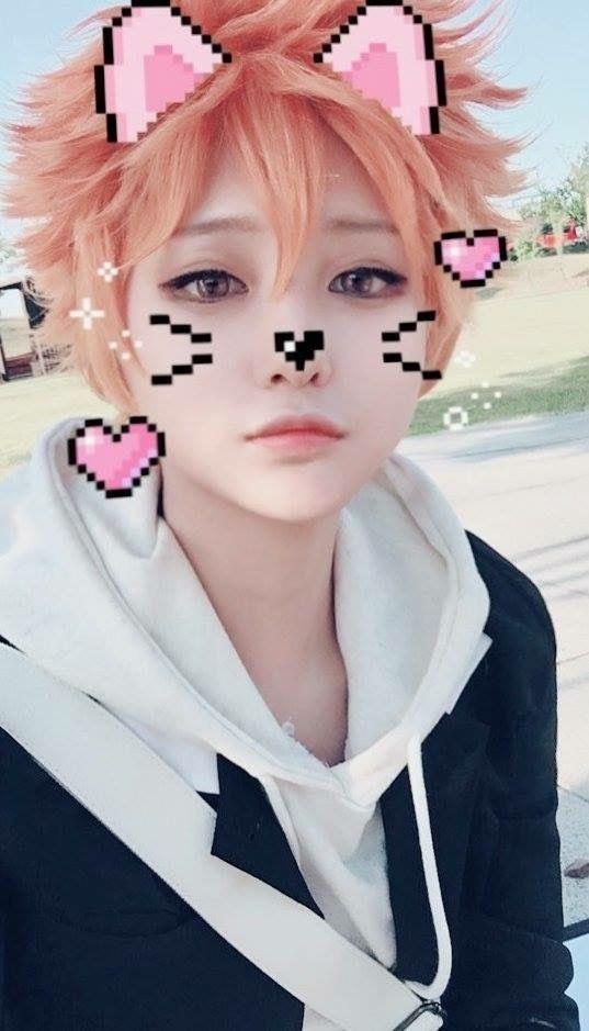 Anime Boy Makeup : anime, makeup, ☄Cosplay☄