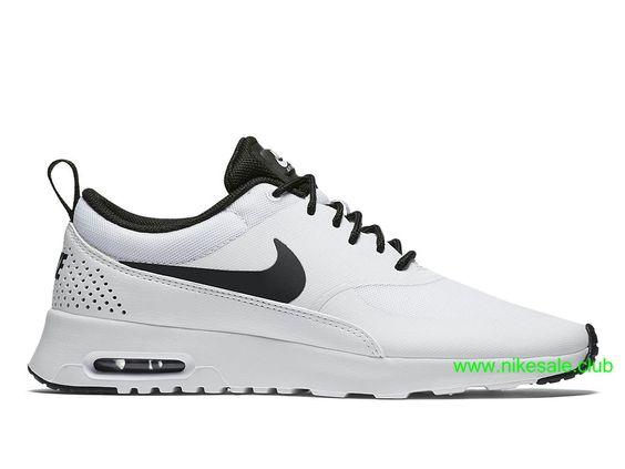 Nike Air Max Thea Prix - Chaussures De Course Nike Sale Pas Cher Pour Femme Blanc/Noir 599409_102-1609280682 - Les Nike Magasins Discount D´usine,Nike BasketBall Pas Cher Site Officiel,