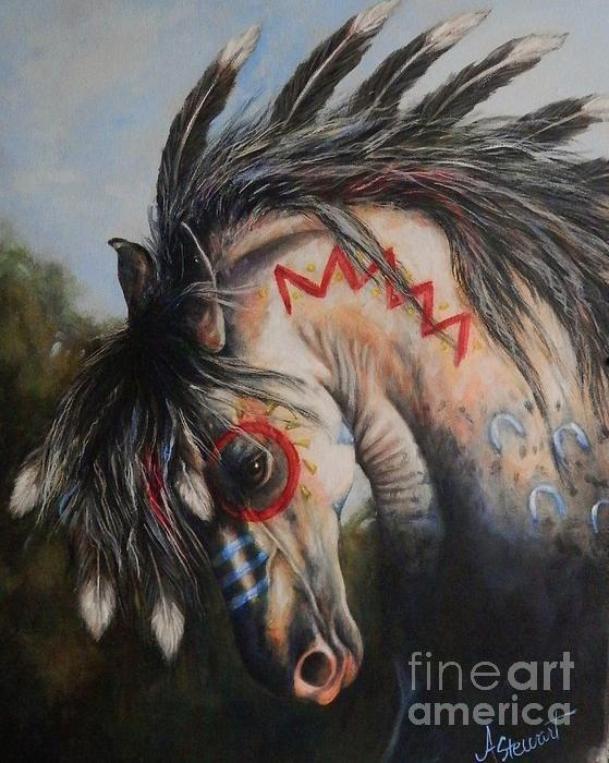War Pony Chieftan