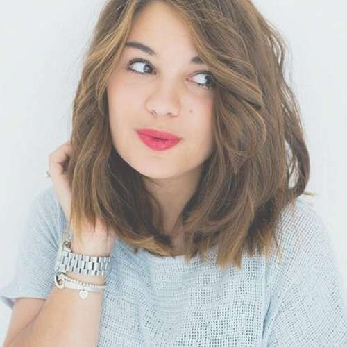 Pin By J On Hair Short Hairstyles For Thick Hair Thick Hair