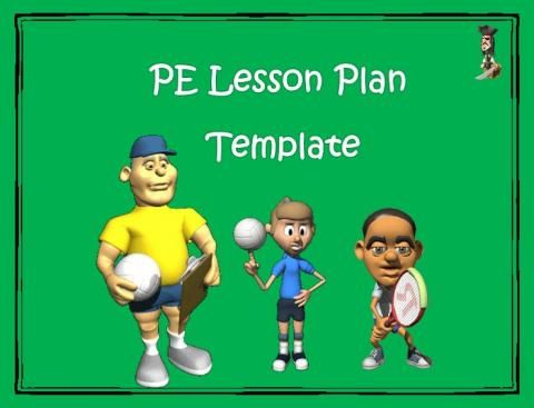pe lesson plans pe lessons and lesson plan templates on pinterest. Black Bedroom Furniture Sets. Home Design Ideas