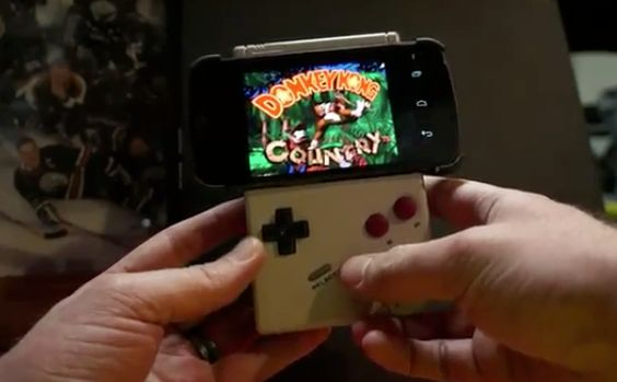 DIY: Game Boy als Android-Gamepad (Video) - Engadget German