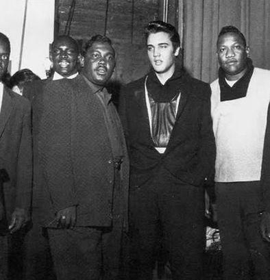 Little Junior Parker, Elvis Presley, Bobby Blue Bland: