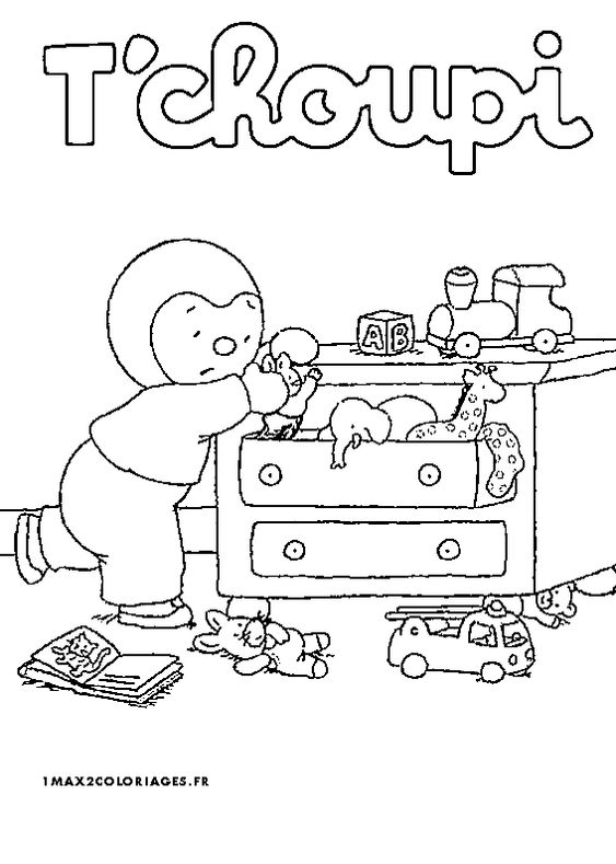 T'Choupi cherche son Doudou | tchoupi | Pinterest | Sons