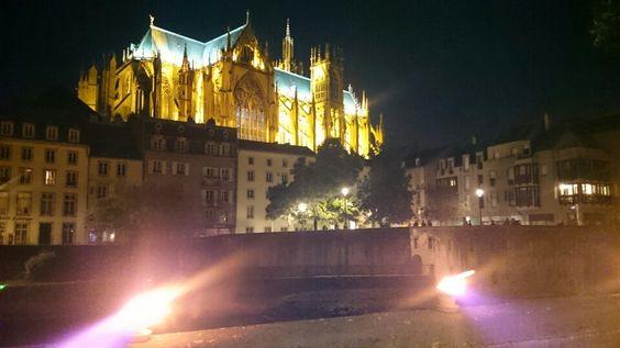 Metz - festival Cabanes en Moselle