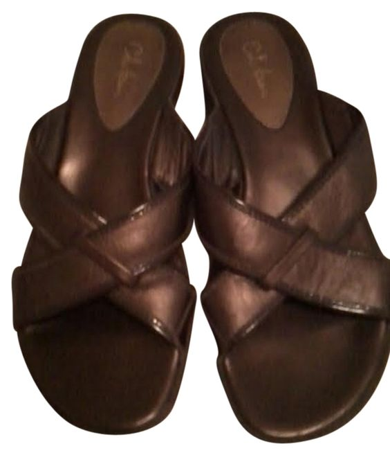 Cole Haan Leather Brown Sandals. Get the must-have sandals of this season! These Cole Haan Leather Brown Sandals are a top 10 member favorite on Tradesy. Save on yours before they're sold out!