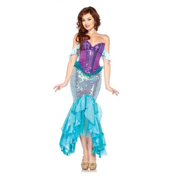 Deluxe Ariel Princess Costume