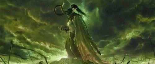 Illidan Gif Illidan Stormrage World Of Warcraft Starcraft