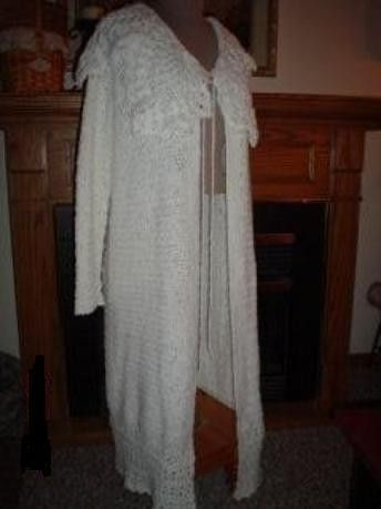 PDF Whisper of Elegance Sweater Crochet Pattern by Shelleden, $7.00