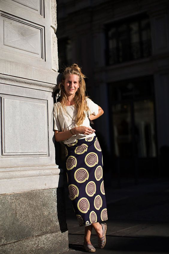 On the Street…Via Manzoni, Milan
