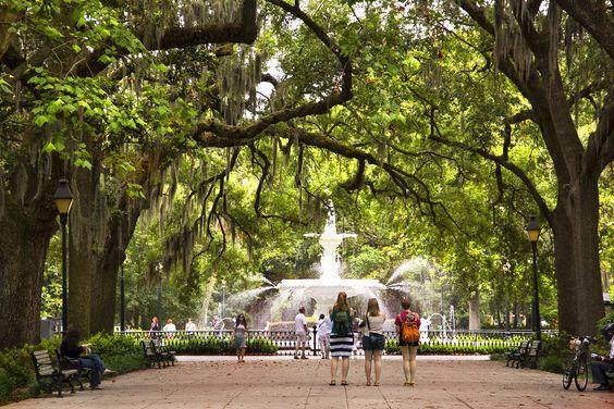 Savannah - GA - USA (Photo by Enio Paes Barreto)