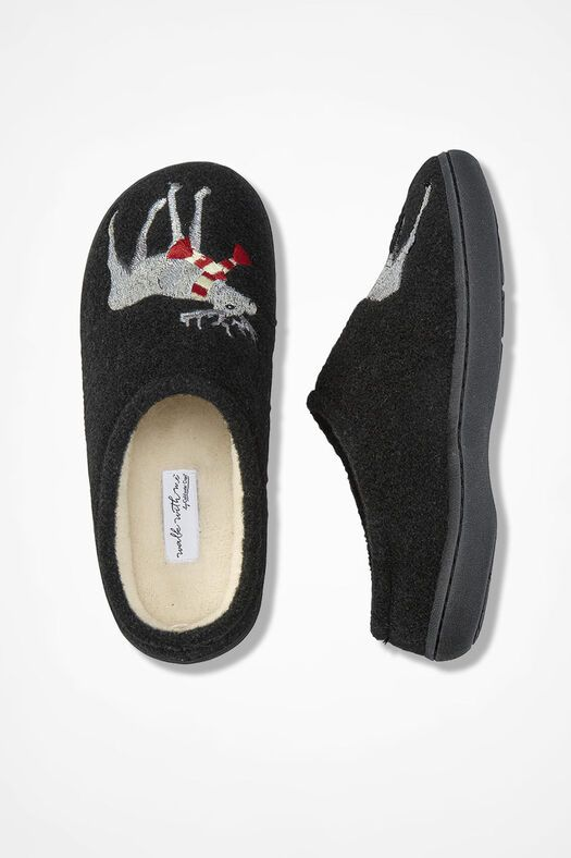 Embroidered Slippers by Walk With