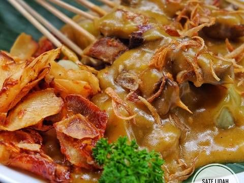 Resep Sate Lidah Padang Oleh Susi Agung Resep Resep Masakan Resep Masakan