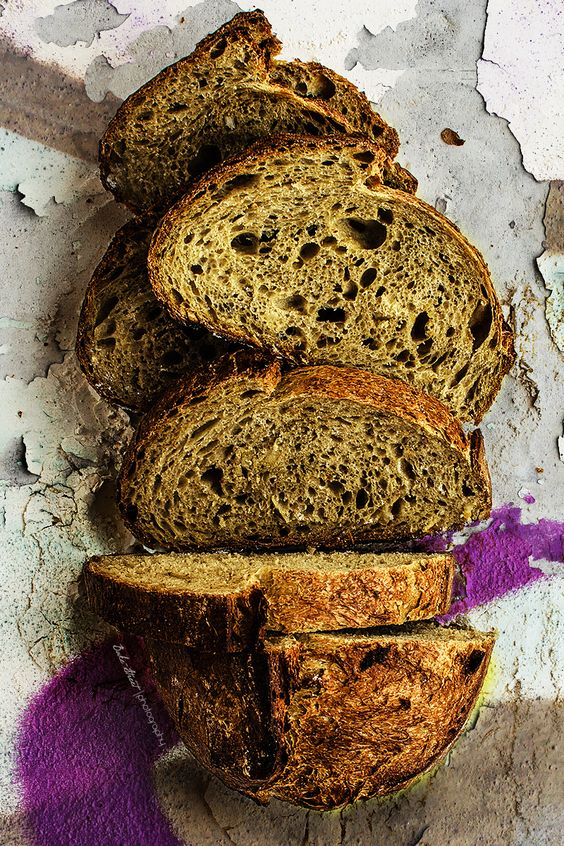 Pan de albahaca y limón confitado - Bake-Street.com