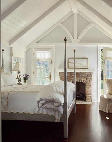 The Essence of Home: Cottage Details  Need Bedroom Decorating Ideas? Go to Centophobe.com