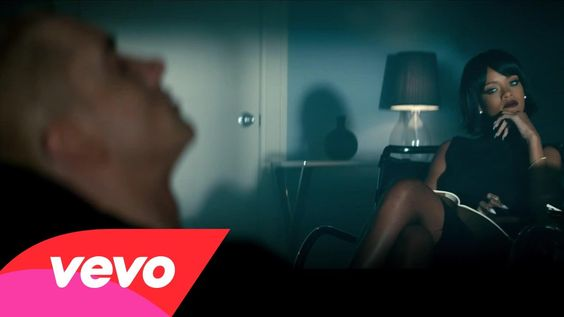 "Eminem - The Monster (Explicit) ft. Rihanna http://youtu.be/EHkozMIXZ8w Download Eminem's 'MMLP2' Album on iTunes now:http://smarturl.it/MMLP2 Music video by Eminem ft. Rihanna ""The Monster"" © 2013 Interscope"