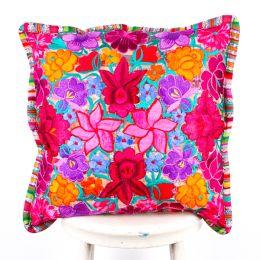 KALEIDOSCOPE / cushion 50cm x 50cm  http://dosombre.com