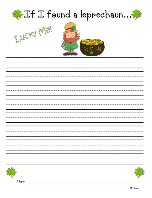 Best Images of First Grade Printable Handwriting Worksheets