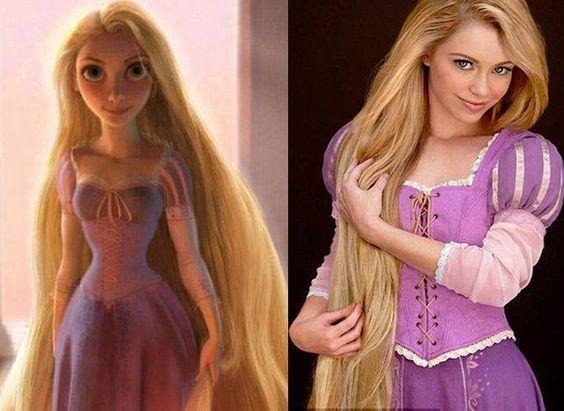 ...Rapunzel,
