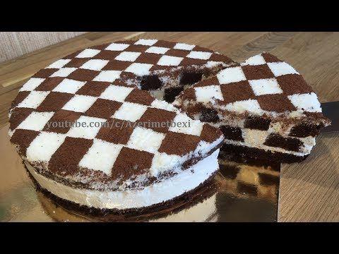 Sahmat Tortu Chess Cake Youtube Chess Cake Cake Pans Classic Cake