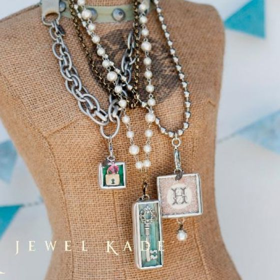 Love my JewelKade! Check it out on jewelkade.com. Contact me for party info - I just became a stylist and would love to bring Jewelkade to you!