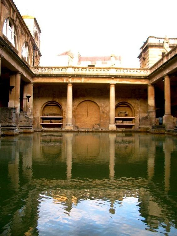 Roman Baths In Bath England Favorite Places Amp Spaces