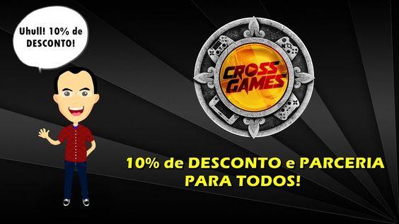 Cross Games - Parceria para todos e 10% de Desconto para inscritos do Ti...