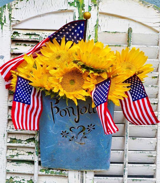 memorial day backyard party