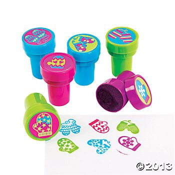 Mittens Stampers
