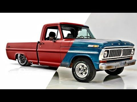 Ford Old F100 Muscle Truck Trucks Ford