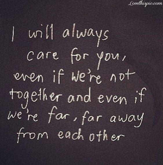 Loving Caring Quotes: I Will Always Care For You Love Love Quotes Picture Quotes